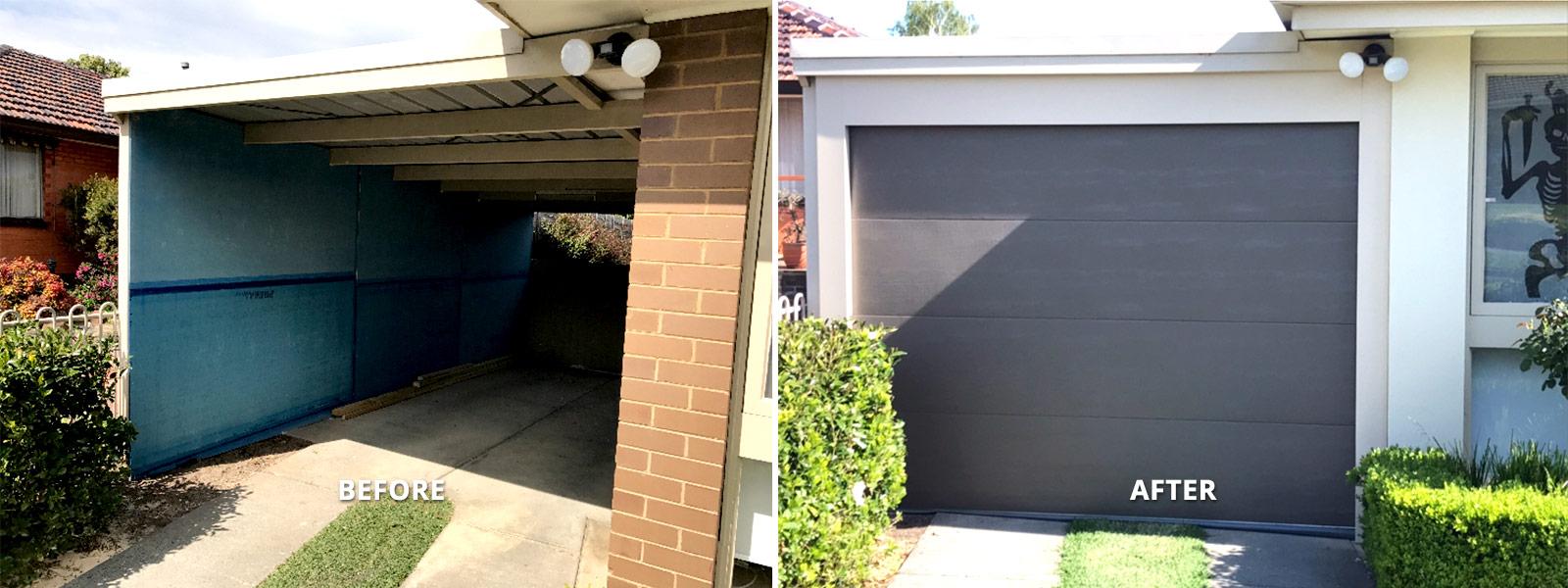 First class garage doors bayside mornington peninsula for Bayside garage doors