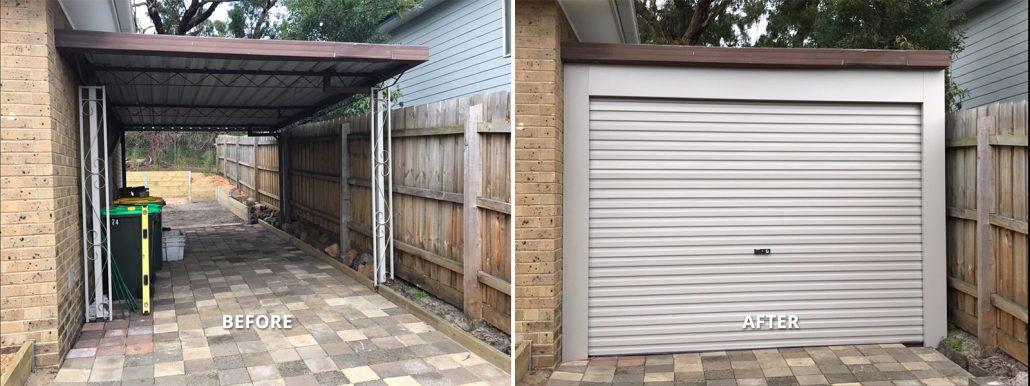 First Class Garage Doors Bayside Mornington Peninsula
